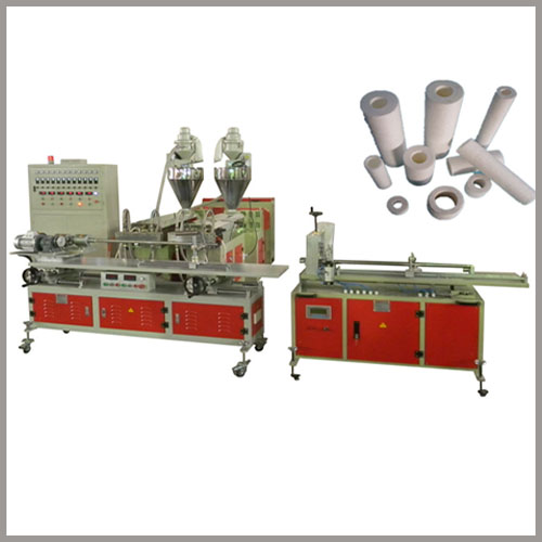 melt blown filter making machines-production Line