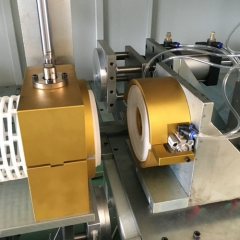 filter cartridge cap infrared(IR)welder-welding machine
