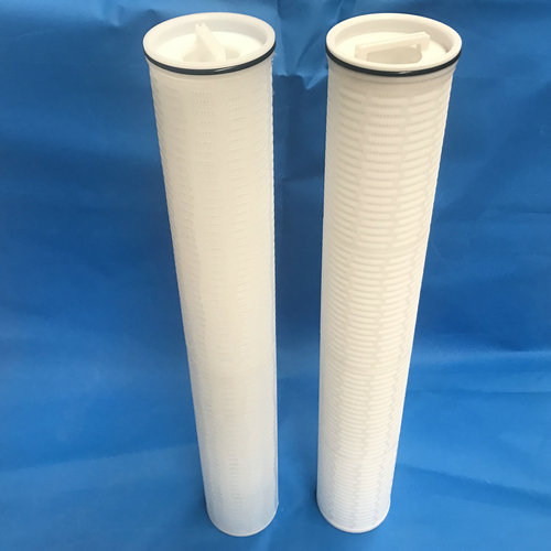 Pall high flow pleated filter cartridge replacement