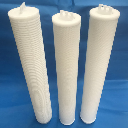 Parker high flow pleated filter cartridge replacement