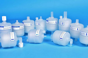 How to produce capsule filter? Which plastic parts and welding machines are used to produce it?